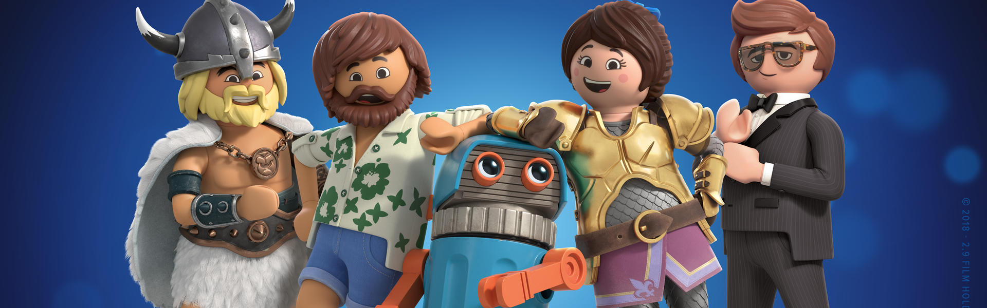 FILM: Playmobil - The Movie