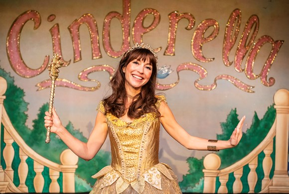Meet Rebecca Keatley - our Fairy Godmother!