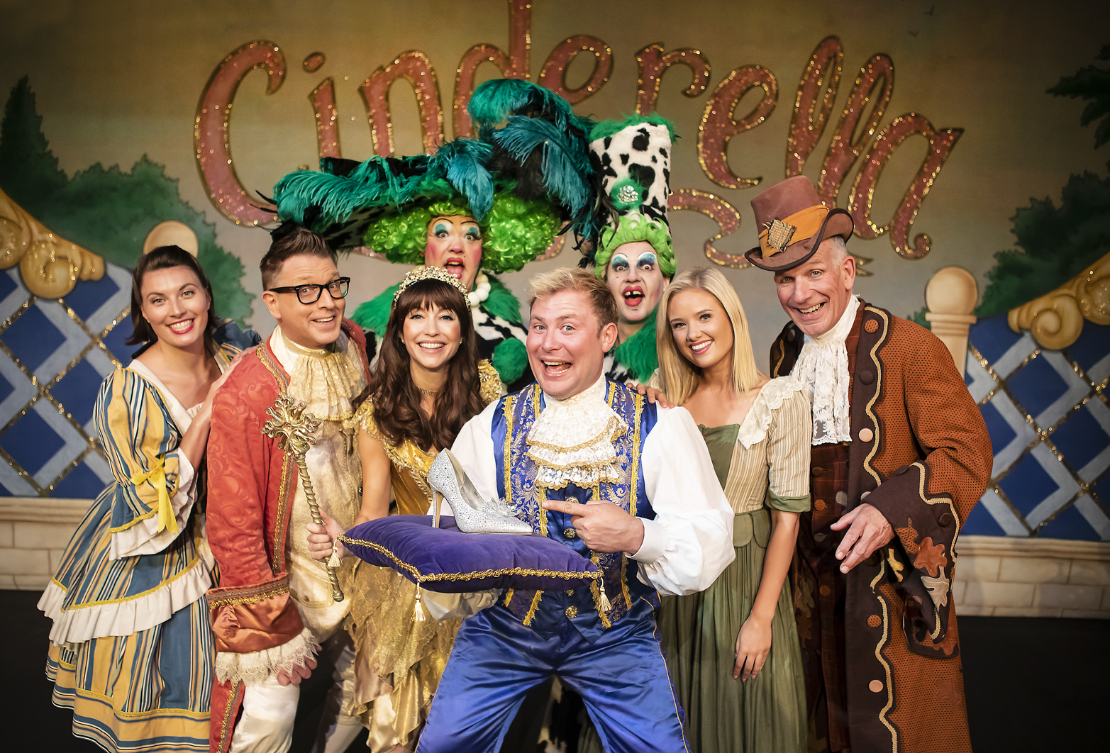 055_Lichfield Panto 2019 Press Launch_Pamela Raith Photography