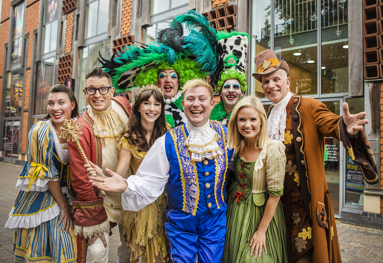 064_Lichfield Panto 2019 Press Launch_Pamela Raith Photography