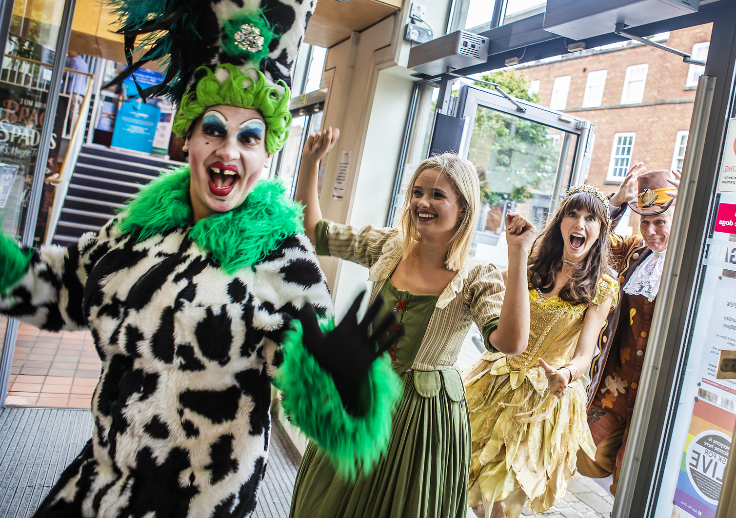 066_Lichfield Panto 2019 Press Launch_Pamela Raith Photography