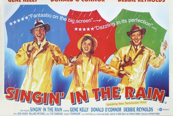 FILM: Singing In The Rain (Dementia Friendly)