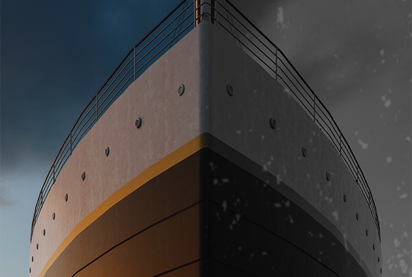 TITANIC THE MUSICAL announced as Lichfield Garrick's fifth Community Musical!