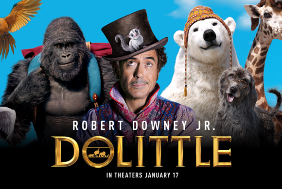 FILM: Dolittle