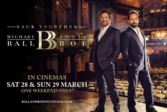 Alfie Boe & Michael Ball: Back Together (Live Recording)