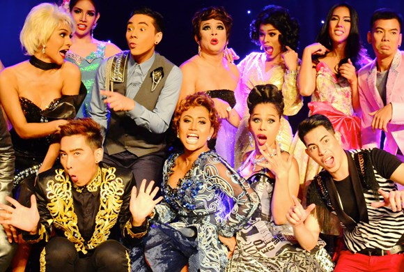 The Ladyboys of Bangkok: Flight of Fantasy