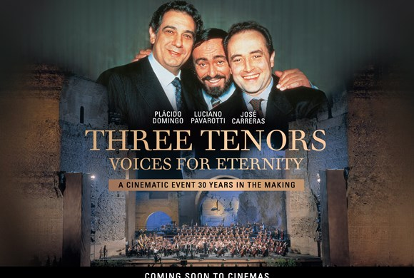 The Three Tenors: Voices of Eternity (Live Recording)