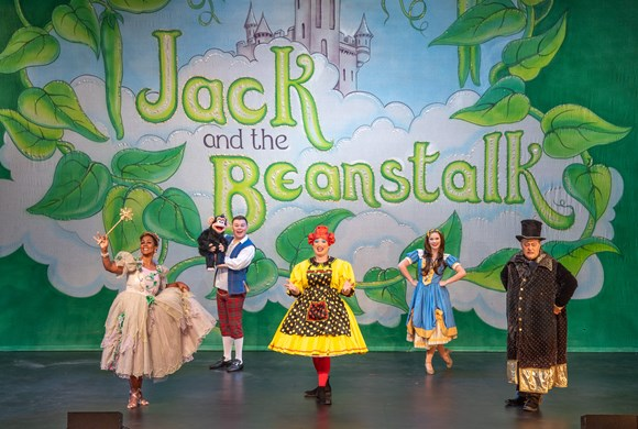 Lichfield Garrick announces the stars of their Fe Fi Fo Fun Panto, Jack and the Beanstalk!
