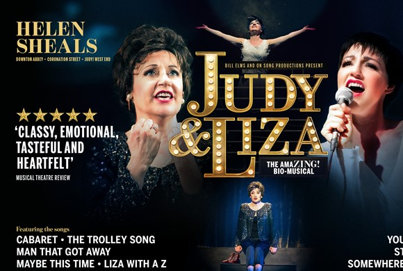 Judy & Liza - The Amazing Bio-Musical