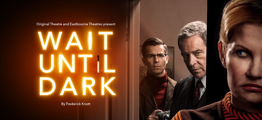 Wait Until Dark review by Will Allman of South Staffordshire College