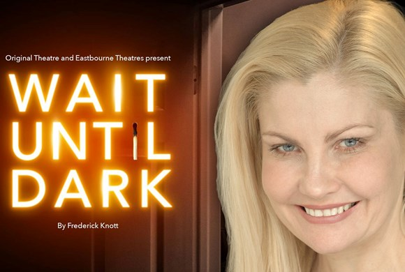 Exclusive interview with Wait Until Dark cast member Karina Jones