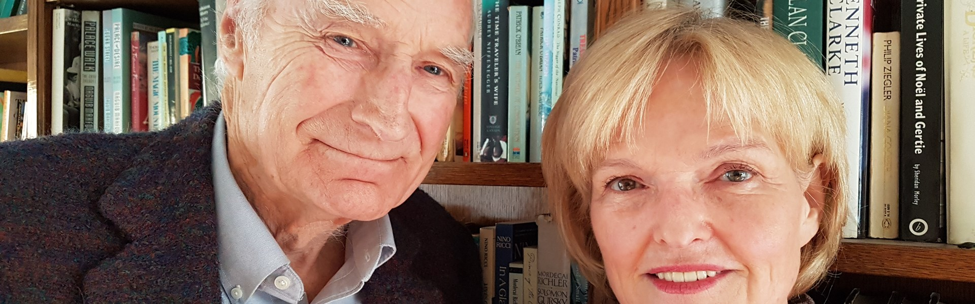 War Stories with Peter Snow & Ann MacMillan