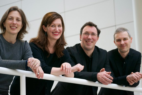 Richter Ensemble: Beethoven Quartets