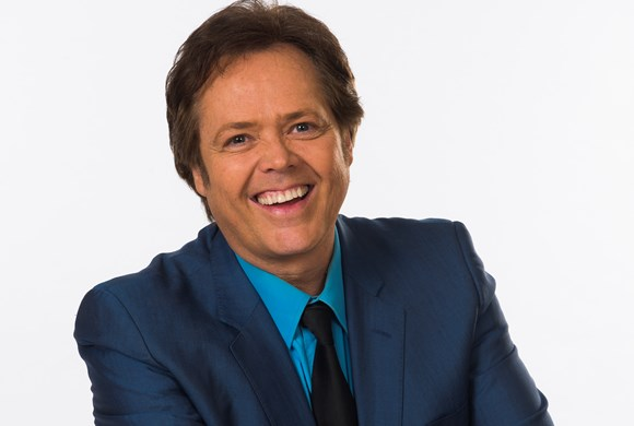 Jimmy Osmond: Moon River And Me