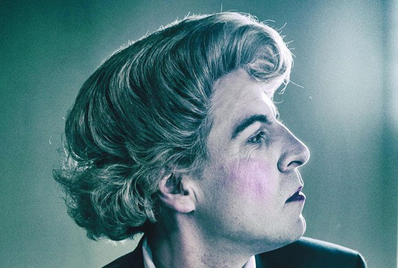 The life of Quentin Crisp is portrayed at the Lichfield Garrick