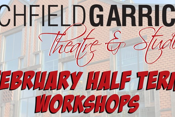 Half Term Workshops: Story With Rory