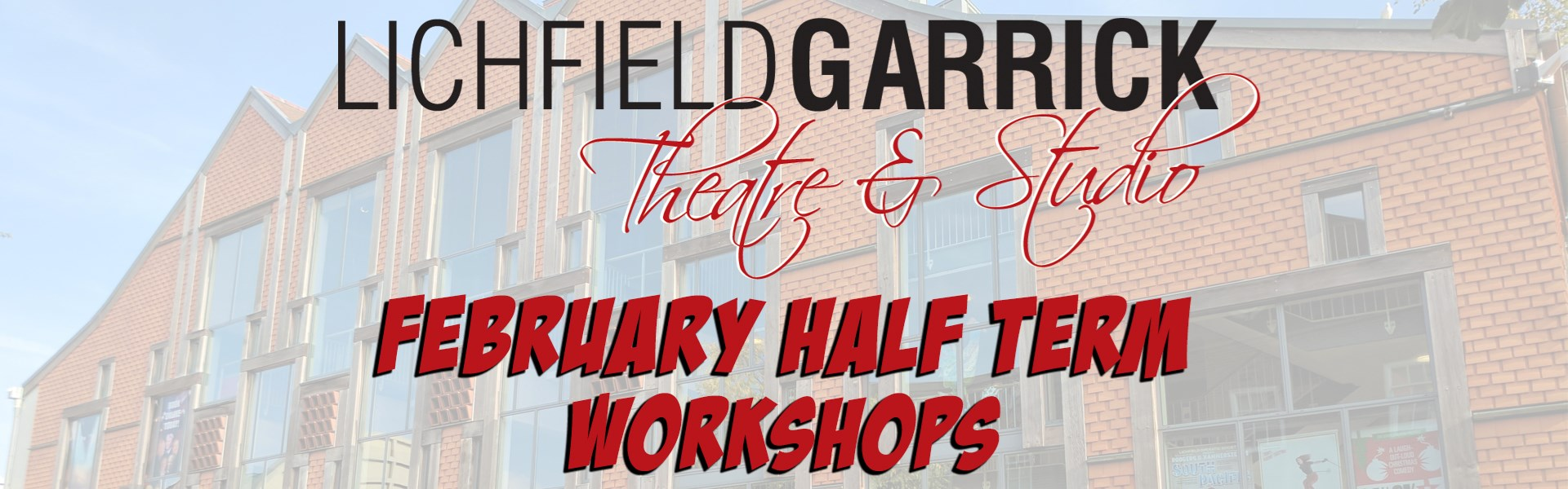Half Term Workshop: Singing Workshop