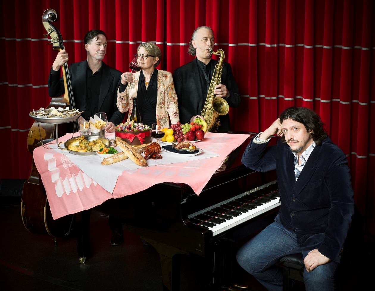 Jay Rayner - The Jay Rayner Quartet