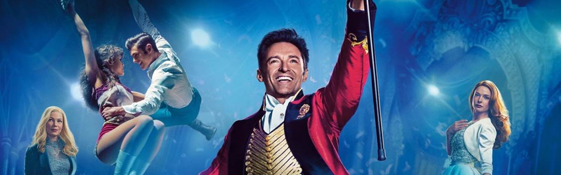 Beacon Park Drive In Movie: The Greatest Showman (PG)