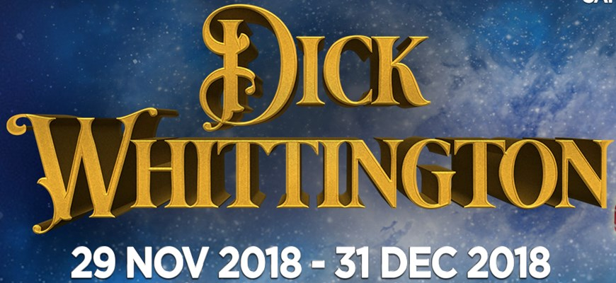 Nina and the Neurons star joins the cast of Dick Whittington