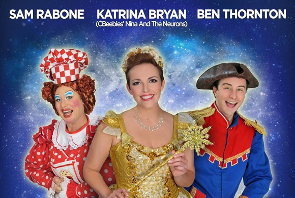 Weekend Notes interview with Garrick Panto's Katrina Bryan