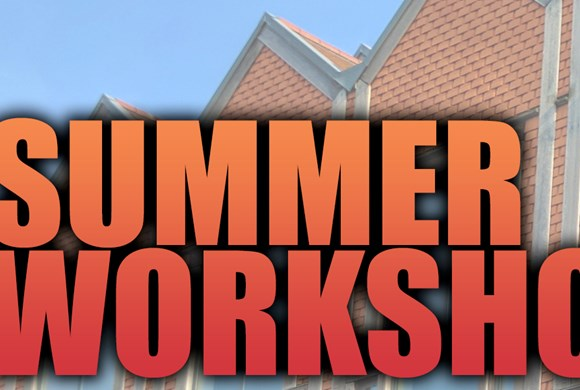 Summer Workshops - Creating Performance (12-16 years)