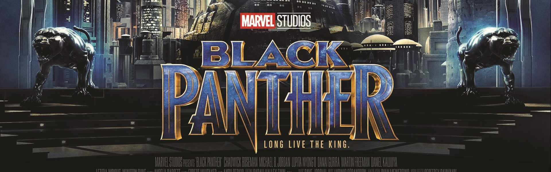 FILM: Black Panther (12A)