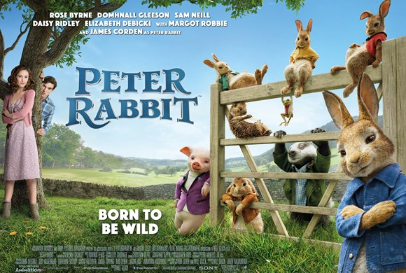 FILM: Peter Rabbit (PG)