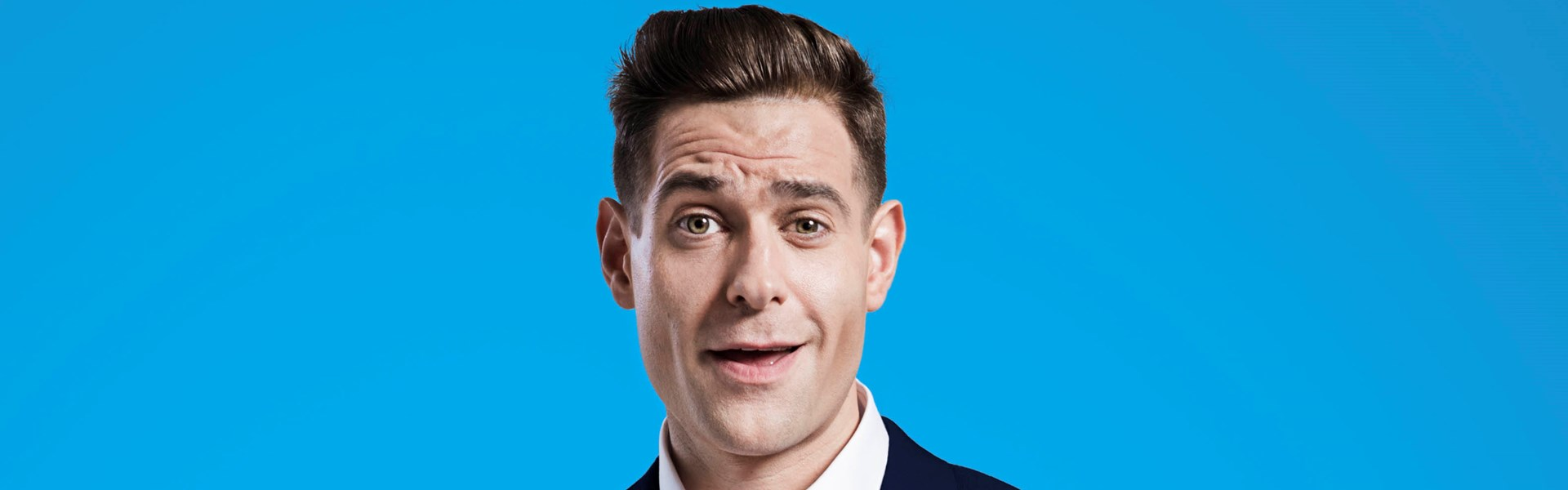 Lee Nelson: Serious Joker