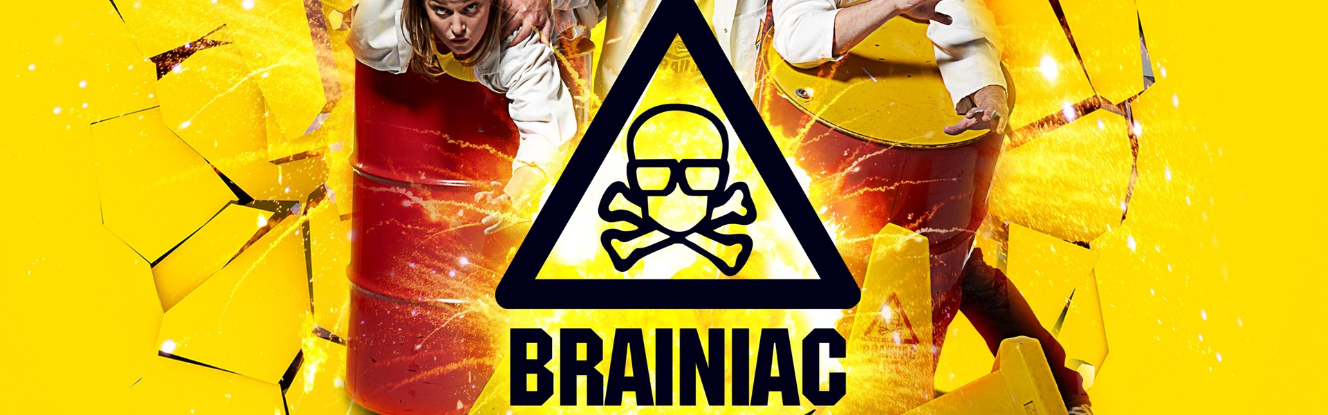 Brainiac Live! Science Abuse