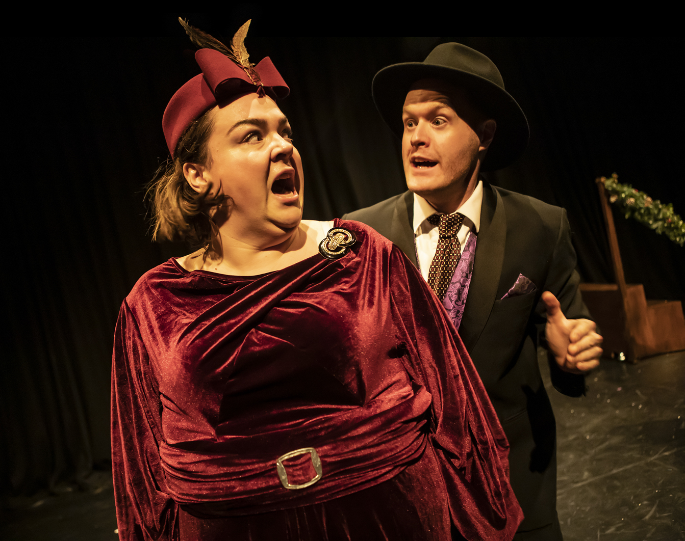 021_Crimes of the Christmas Pudding_Pamela Raith Photography