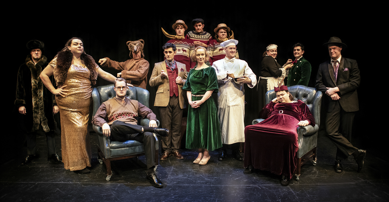 044_Crimes of the Christmas Pudding_Pamela Raith Photography